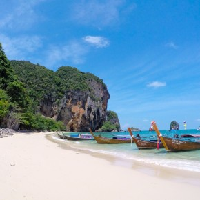 Thailand: Andaman Sea and the Gulf of Thailand