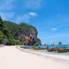Thailand: Andaman Sea and the Gulf ofThailand