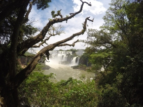 Argentina/Brazil: Igauzu Falls