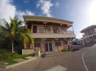 Typical House on San Andrés.