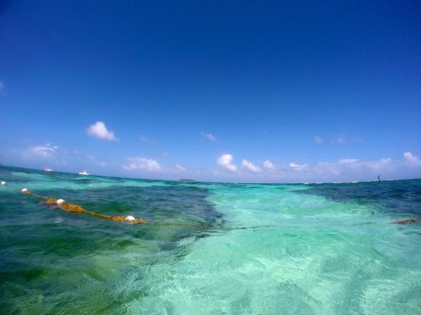 San Andrés Sea of seven Colors - Caribbean
