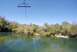 Zip Line - Fazenda Cachoeiras da Serra